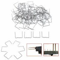 500 RS16 Graffette Flat Per Paraurti Fari Saldatura Plastica Auto Riparare