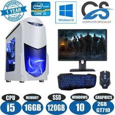 Desktop PC neri dedicata , Velocità processore 3.10GHz