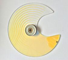 Martin Mac 600 Yellow Wheel