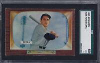 1955 Bowman #168 Yogi Berra - SGC 5