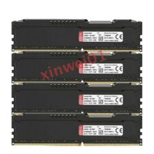 New 16GB 4x4GB DDR4 PC4-19200 2400MHz 288PIN 1.2V Intel Desktop Memory RAM
