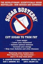 NEW - Sugar Busters!  Cut Sugar to Trim Fat
