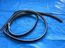 08-11 Subaru Impreza Sedan Passenger Rear TAN Door Body Weather Strip Seal RH