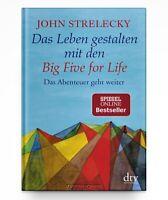 Das Leben gestalten mit den Big Five for Life von John Strelecky * Taschenb. Neu