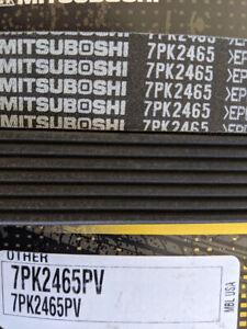 FITS 04-12 NISSAN ARMADA TITAN PATHFINDER 5.6L V8   DRIVE BELT  NEW