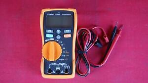 HP/Agilent/Keysight U1232A MY52440189 Handheld Digital Multimeter, 3 ½ Digit