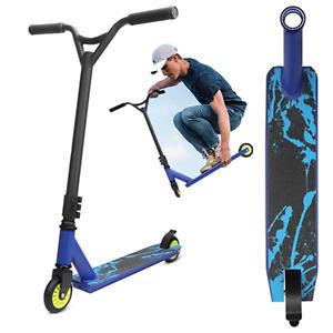 Monopattino acrobatico Freestyle Scooter Sportivo PRO con Cuscinetti Sfera ABEC7