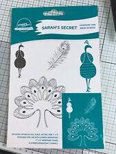 Screen Sensation 7 x 5 Screen - Sarah's Secret