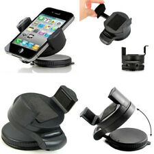 360° Rotating Car Holder Windscreen Mount Stand Suction For iPhone 5G SE 5S 5C