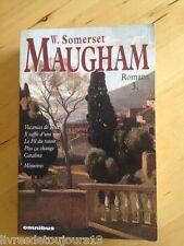 Maugham Somerset - Romans N° 3: Vacances de Noël, Il suffit d'une nuit, ...