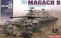 Dragon 1/35 3618 IDF Magach 5 w/ERA & Mine Roller (The Yom Kippur War)