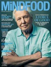 Mindfood Magazine Issue September 2021 David Attenborough Cover
