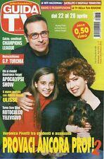 rivista GUIDA TV ANNO 2007 NUMERO 17 VERONICA PIVETTI, ENZO DECARO, L. GARGARI