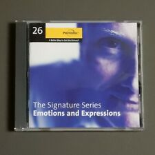 PhotoDisc - Emotions And Expressions - Stock Photography (Photo Cd, V. 26)