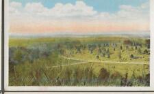 Early 1900's Unused PC Devils Den from Little Round Top Gettysburg Battlefield