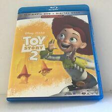 Disney Pixar Toy Story 2 Movie Blu-Ray Discs Only (No Dvd No Digital)