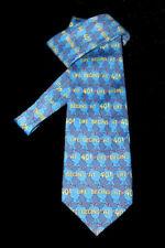 Necktie - Life Begins at 40 - Blue Balloons Novelty Fun TIE