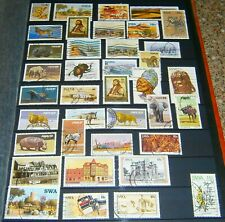 Small South West Africa (Namibia) Collection - Used