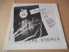 ROLLING STONES - CRACKED MIRROR DULL BLADES AND YOU (1981)  LP Not Tmoq SEALED