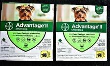 Advantage Ii for Small Dogs 3 - 10 lbs - 2 Dose Pack *Help Save Animals*