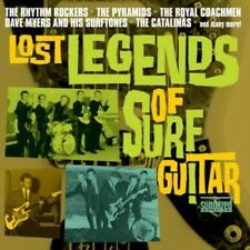 Various Artists - Lost Legends of Surf Guitar / Various [New Vinyl LP]