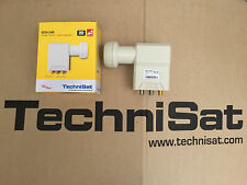 TechniSat SCR-LNB Einkabel-LNB mit 2 Legacy-Ausgängen Unicable 0007/8886 OVP