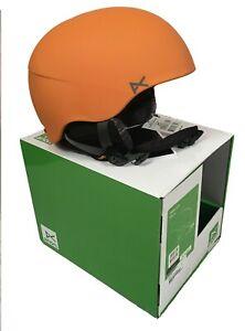 NEW Anon Burton Helio 2.0 Snowboard Helmet! Sm or XL  Gray, Black, Blue, Orange