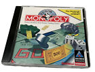 Hasbro Interactive Monopoly  Windows Pc Computer Game Cd-rom Complete