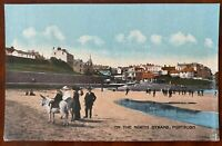 On the North Strand Portrush Postcard Co Antrim Northern Ireland