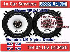 """Alpine SXE-1325S 5.25"""" (13cm) DIN ajuste personalizado 2-Way coaxial altavoces del coche 200W Par"""