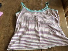 Joules Striped Sleeveless T-Shirts for Women