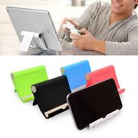 Foldable Desktop Holder Table Stand Cradle Mount For Cell Phone Tablet Universal