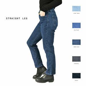 WOMENS LEVIS STRAIGHT LEG JEANS DENIM LEVI VARIOUS 28 29 30 31 32 33 34 36 38