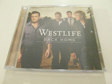 Westlife - Back Home (CD Album) Used Very Good
