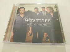 Westlife - Back Home (CD Album) Used Very Good
