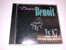 David Benoit CD To: 87 DCC Compact Classics 1995 USED