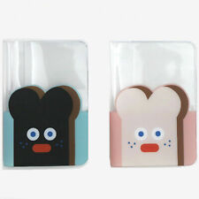 Brunch Brother PVC Passport Cover Travel Passport Holder Cute Case