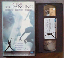 VHS FILM Ita Commedia Romantica A TIME FOR DANCING versione noleggio no dvd(VH40