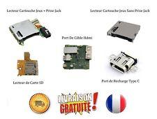 Lecteur Fente Port Carte JEU, Carte SD, Type C, Port Hdmi Pour Nintendo Switch