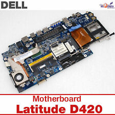 MOTHERBOARD NOTEBOOK DELL LATITUDE D420 CPU COREDUO U2500 1.2 GHZ CN-0XJ577 #305