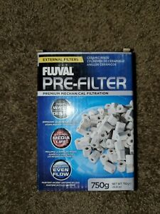 Fluval | Pre-Filter external filters premium mechanical filtration  750g 26.45oz
