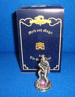 Myth and Magic Pewter The Pawn White by The Tudor Mint MIB New Old Stock