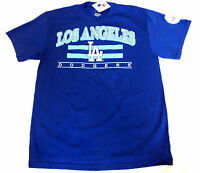 LOS ANGELES DODGERS MLB MEN'S ROYAL BLUE T-SHIRT NEW