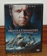 MASTER & COMMANDER - AL OTRO LADO DELL' MUNDO - DVD - NUOVO - SIGILLATO - AZIONE