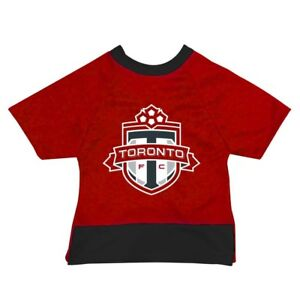 Toronto FC MLS All Star Dogs Premium Pet Jersey USA Made Sizes XXS-XXL