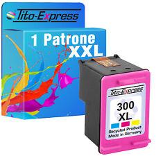 Cartucho XXL Color Para HP 300XL F 4272 D 2566F 4240F 4213F 4250F 4293F 4280