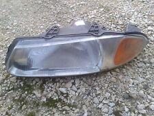 Optique avant principal gauche conducteur (feux)(phare) ROVER 200