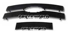For 2009-2011 Ford F-150 Platinum Black Billet Premium Grille Grill Combo