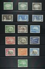 ADEN, KGVI, a collection of sixteen (16) stamps, MM condition, Cat £50.