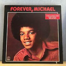 MICHAEL JACKSON Forever, Michael 1975 USA vinyl LP EXCELLENT CONDITION 5